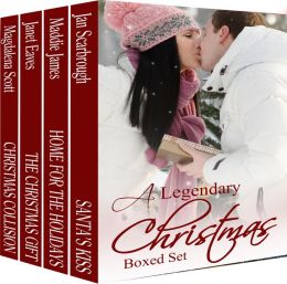A Legendary Christmas Boxed Set