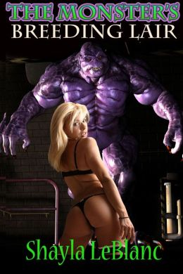 The Monsters Breeding Lair (Erotic Tales From The Underworld)