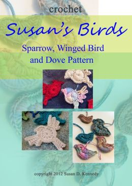 Susan's Birds to Crochet