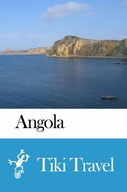 Angola Travel Guide - Tiki Travel