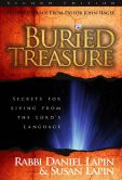 Book Cover Image. Title: Buried Treasure: Secrets for Living from the Lord's Language, Author: Rabbi Daniel Lapin
