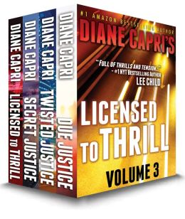 Licensed to Thrill: Volume 3 (Boxed Set) (for John Grisham and Lee Child fans)
