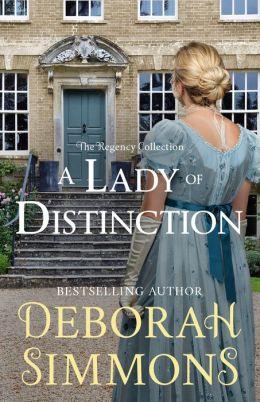 A Lady of Distinction
