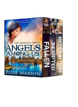 Angels Among Us: The Complete Series (Paranormal Romance Box Set)