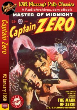 Captain Zero #2 January 1950