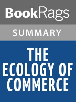 The Ecology of Commerce by Paul Hawken l Summary & Study Guide