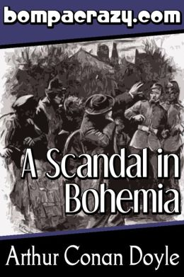 A Scandal in Bohemia (Illustrated)