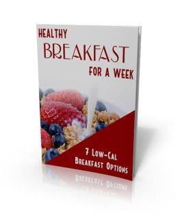 Healthy BREAKFAST For a Week: 7 Low-Cal Breakfast Options