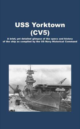 USS Yorktown (CV5)