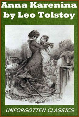 Anna Karenina by Leo Tolstoy [detailed navigation to each book and chapter]