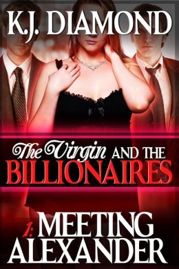 The Virgin and the Billionaires: Meeting Alexander (BBW Erotic Romance, BDSM) (Part 1)