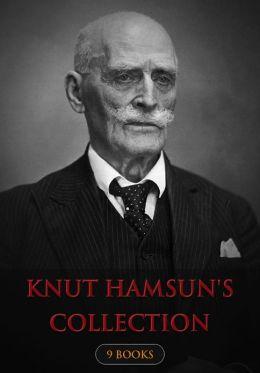 Knut Hamsun's Collection [ 9 books ]