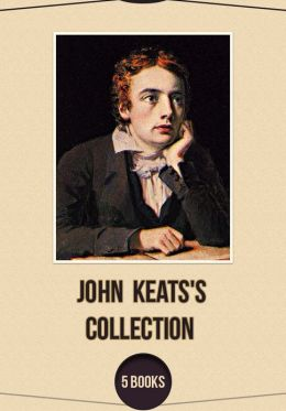 John Keats's Collection [ 5 Books ]