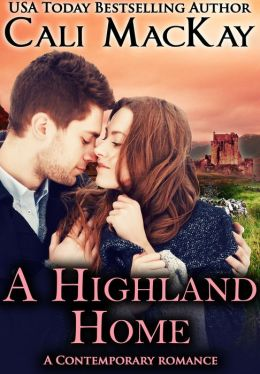 A Highland Home - A Contemporary Romance (THE SEARCH)