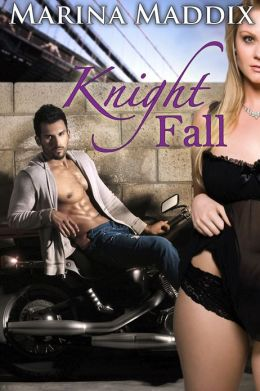 Knight Fall - A BBW Erotic Romance
