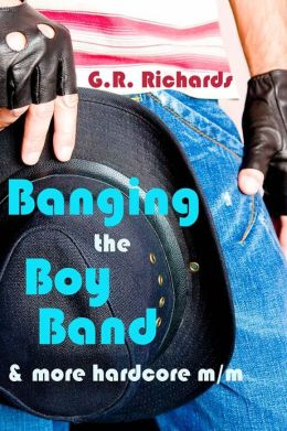 Banging the Boy Band (M/M hardcore kinky fetish gay group sex erotica)