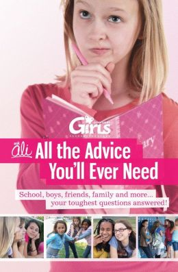 Discovery Girls Guide to: Ask Ali...All The Advice You'll Ever Need
