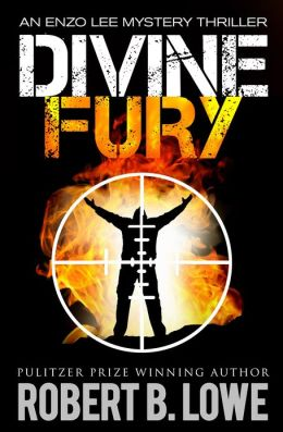 Divine Fury - Enzo Lee Mystery-Thriller Series