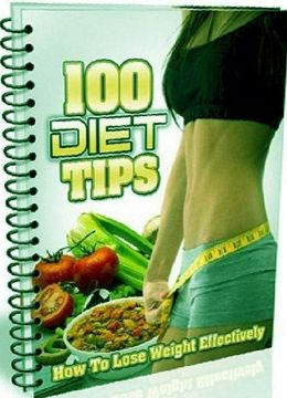FYI Weight Loss eBook about 100 Diet Tips - What to include in every meal,....