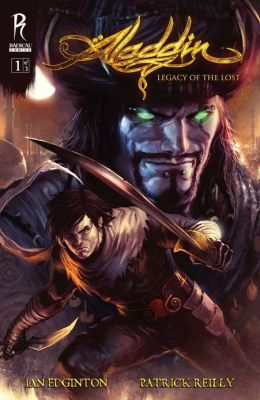 Aladdin: Legacy of the Lost #1