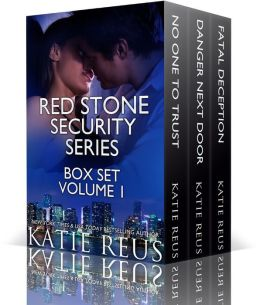 Red Stone Security Series Box Set: Volume 1 (romantic suspense)
