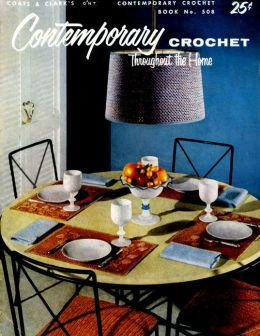 Contemporary Crochet Throughout the Home