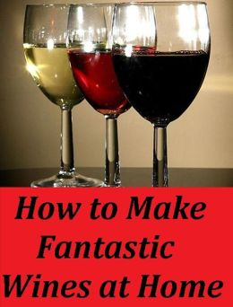 99 Cent eBook How to Make Fantastic Wines at Home