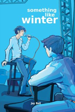Something Like Winter (m/m romance)