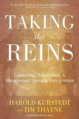 Taking The Reins: Leadership, Supervision, & Management Lessons From A Horse
