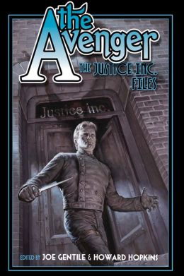 The Avenger: The Justice Inc. Files