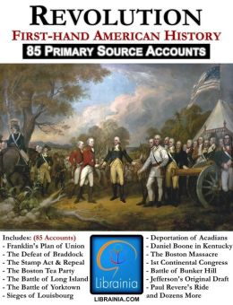 The American Revolution: 1745-1784