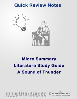 Micro Summary: A Sound of Thunder (Quick Literature Notes)