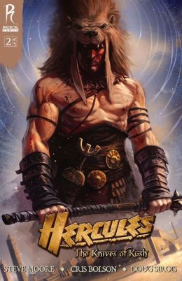 Hercules: The Knives of Kush #2