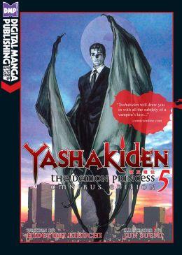 Yashakiden: The Demon Princess Vol. 5 Omnibus Edition (Novel)