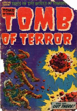 Tomb of Terror Number 13 Horror Comic Book