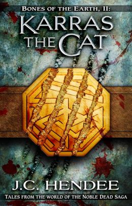 Bones of the Earth: Karras the Cat (Sequel to Karras the Kitten)