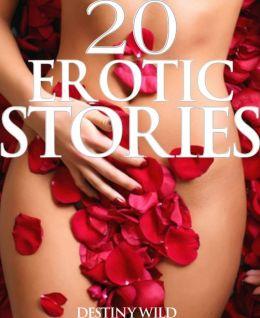 20 Erotic Stories (BDSM & More)