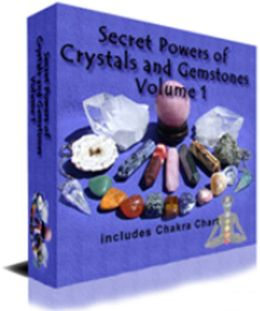 The Secret and Power of Crystals & Gemstones - If you want to make a difference to your life & the lives of others, be more fulfilled & know the direction you wish to travel in then you could start right here with crystals & gemstones.
