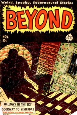Beyond Number 7 Horror Comic Book