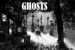 Ghosts ( Best Selling Western Drama Mystery Romance Science Fiction Action Horror Thriller Adventure )