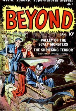Beyond Number 2 Horror Comic Book