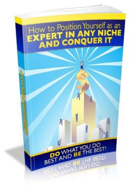 Position Yourself As An Expert