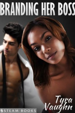 Branding Her Boss - A Sexy Interracial BWWM Erotica Short Story from Steam Books