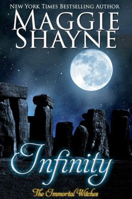 Infinity: Immortal Witches Book 2