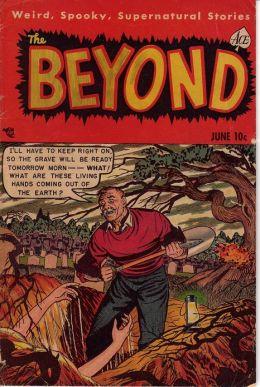 Beyond Number 12 Horror Comic Book