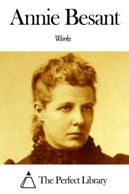 Works of Annie Besant