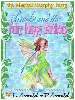 Brooke and the Fairy Happy Birthday
