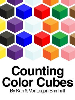 Counting Color Cubes