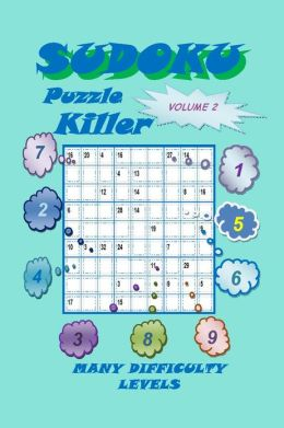 Killer Sudoku Puzzle, Volume 2