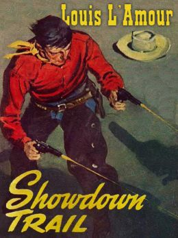 Showdown Trail: A Novel of Wagon Train Dayz
